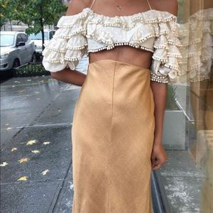 Zimmermann Empire Skirt (only) Size 1 (4-6 US)